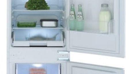 Kombinace chladničky s mrazničkou Beko CBI 7702 bílá