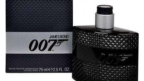 Toaletní voda James Bond 007 75 ml