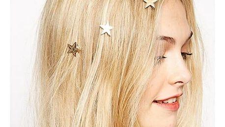 Ozdoba do vlasů Hvězdička