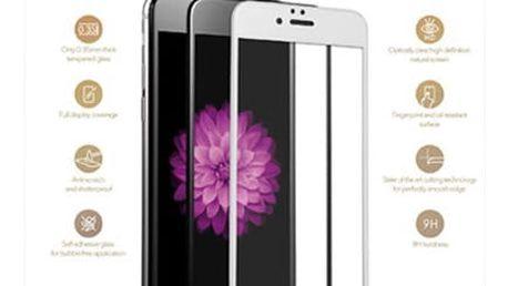 EPICO tvrzené sklo pro iPhone 6/6S/7 EPICO GLASS 3D+ - černá - 15812151300001 + EPICO Nabíjecí/Datový Micro USB kabel EPICO SENSE CABLE