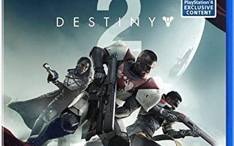 Destiny 2 (PS4) + Steelbook Destiny 2