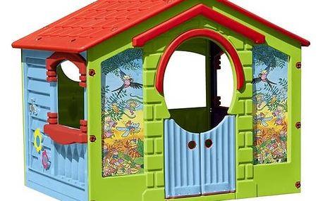 Dětský domeček Marian Plast zahradní + Doprava zdarma