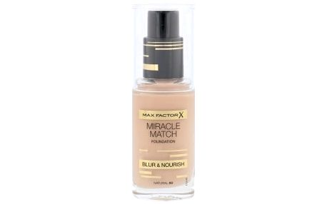 Max Factor Zkrášlující make-up Nové Generace (Miracle Match Foundation) 50 Natural