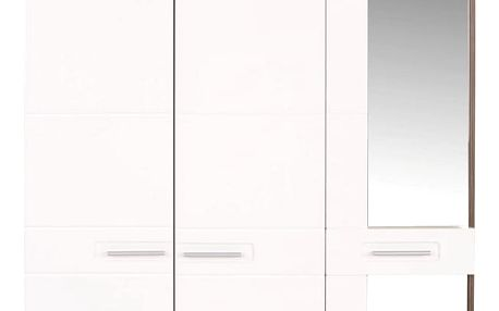 Šatní skříň avensis, 120/206/60 cm