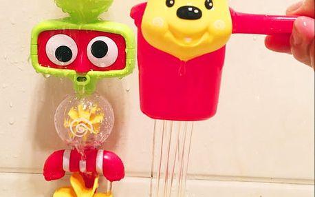 Dětská hračka do vany - vodní potrubí
