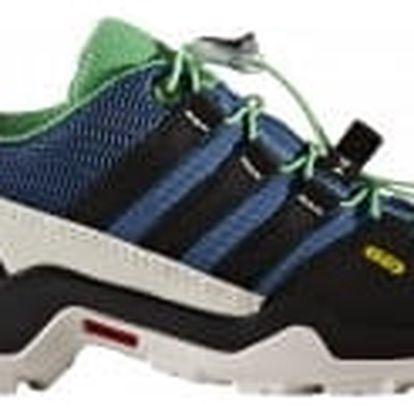 Dětská treková obuv adidas TERREX K 39 CORBLU/CBLACK/CWHITE
