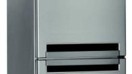 Kombinace chladničky s mrazničkou Whirlpool BSF 8353 OX nerez