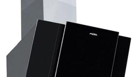 Odsavač par Mora OV 680 G černý/sklo