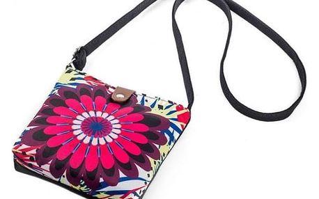 Modní kabelka s originálními vzory - 8 variant