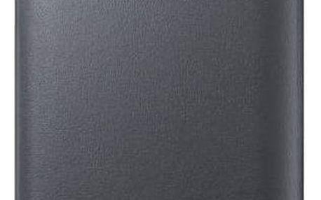 Pouzdro na mobil flipové Samsung LED View pro Galaxy S7 Edge (EF-NG935P) (EF-NG935PBEGWW) černé