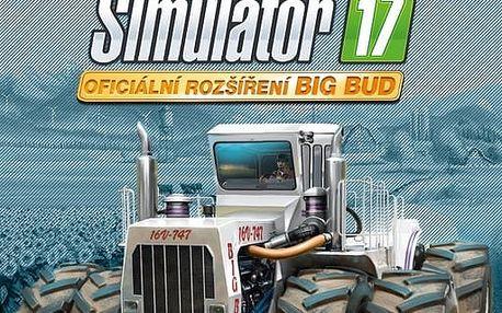 Farming Simulator 17 - Oficiální rozšíření Big Bud (PC) - PC