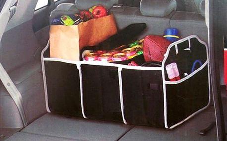 Organizační box do kufru auta - dodání do 2 dnů
