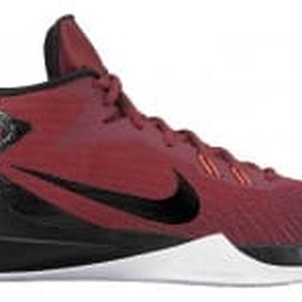 Pánské basketbalové boty Nike ZOOM EVIDENCE 44,5 TEAM RED/BLACK-WHITE-BRIGHT CR