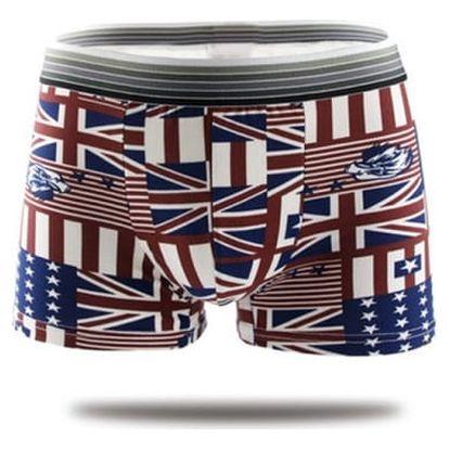 Pánské boxerky s vlajkami