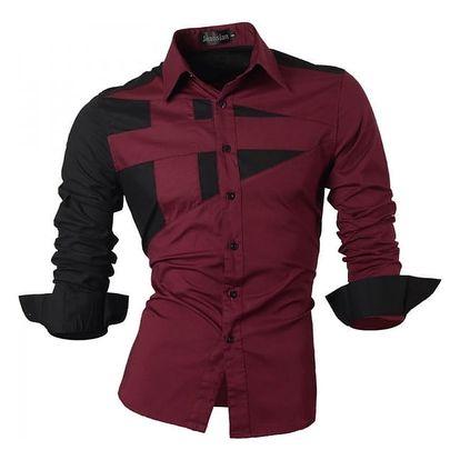 Pánská košile v neotřelém designu - 21 variant