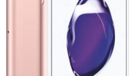Mobilní telefon Apple 128 GB - Rose Gold (MN952CN/A)