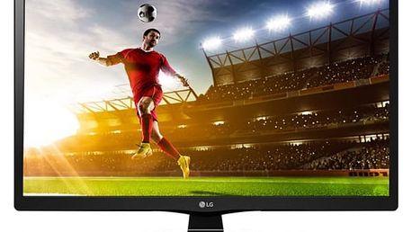 LG 24MT48DF s TV tunerem + čistič