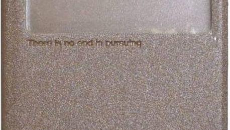 Nillkin Sparkle S-View pouzdro pro Lenovo Vibe K5/K5 Plus Gold - 29587