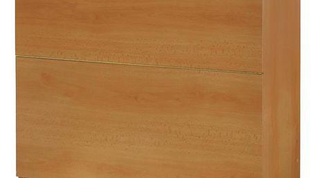 Skříňka na lůžkoviny 145 buk