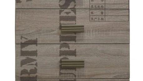 Army - Komoda široká 09 (lanýž)