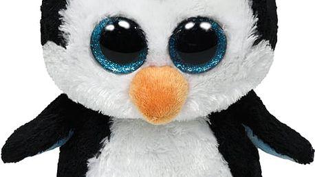 TY Beanie Boos Waddles - tučňák – (15 cm)