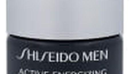 Shiseido MEN Active Energizing Concentrate 50 ml pleťové sérum proti vráskám pro muže