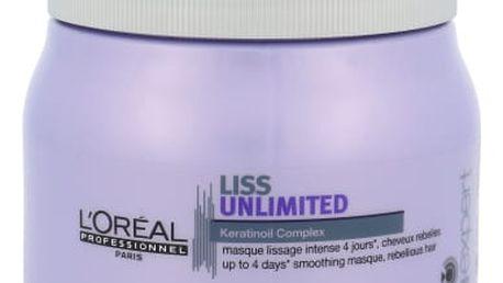 L´Oréal Professionnel Série Expert Liss Unlimited 500 ml maska na vlasy pro ženy