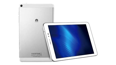 Dotykový tablet Huawei MediaPad T1 8.0 Wi-FI (TA-T180W8SOM) stříbrný/bílý Software F-Secure SAFE 6 měsíců pro 3 zařízení (zdarma) + Doprava zdarma