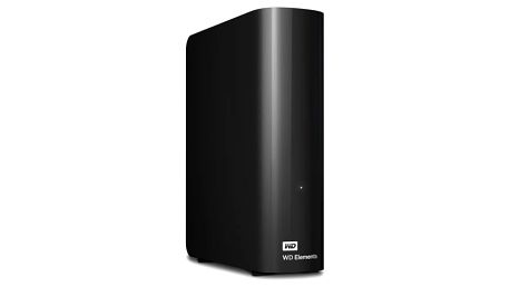 "Externí pevný disk 3,5"" Western Digital 3TB (WDBWLG0030HBK-EESN) černý"