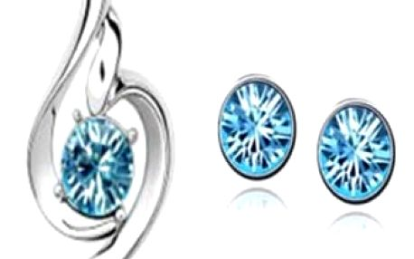 Elegantní sada šperků - 11 variant
