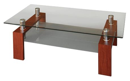 Konferenční stůl RENO ořech