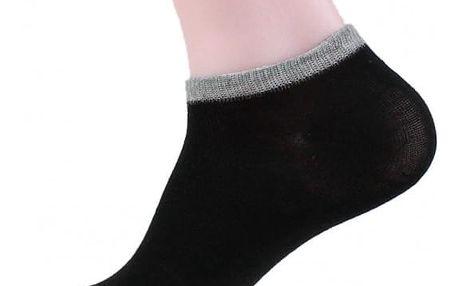 Kotníkové ponožky - 6 barev