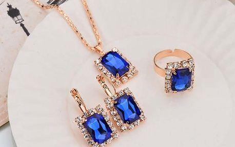Robustní sada šperků - více variant