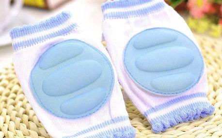 Chrániče na kolena pro miminka - 5 barev
