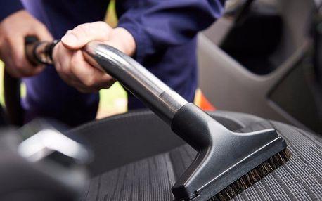 Čištění a tepování auta přímo u vás doma