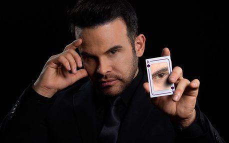 Interaktivní magická show Prague Illusion