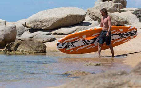 Půjčení paddleboardu pro celou rodinu