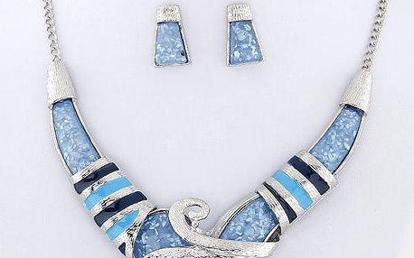 Sada šperků v africkém stylu