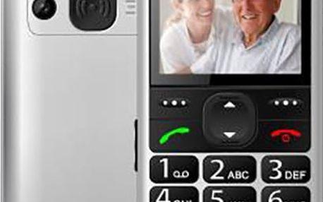 CPA HALO 11, stříbrná - TELMY1011SI