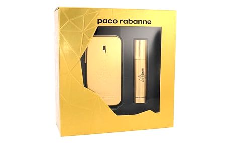 Paco Rabanne 1 Million EDT dárková sada M - EDT 50 ml + EDT 10 ml