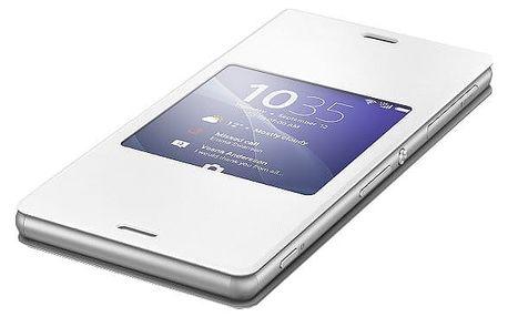 Sony pouzdro pro Xperia Z3, bílá - 1287-5640