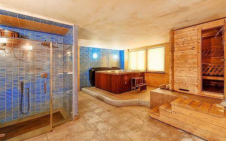 3–6denní wellness pobyt pro 2 s možností dítěte zdarma v hotelu Vápenka*** v Krkonoších