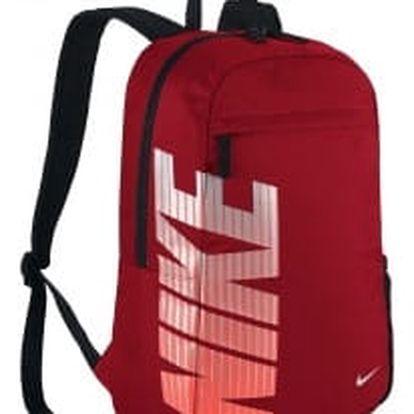 Pánský batoh Nike CLASSIC SAND MISC UNIVERSITY RED/BLACK/(WLFGRY)