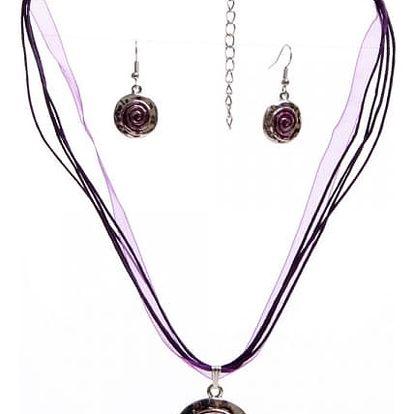 Šperková sada v elegantním stylu - 6 barev