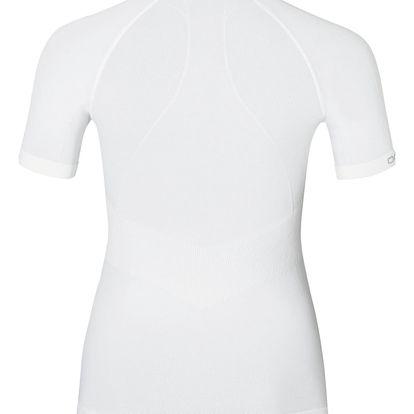 Dámské funkční triko Odlo Crew Neck Evolution, bílé