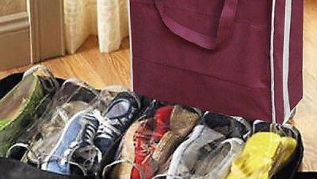 Cestovní taška na boty - 2 barvy