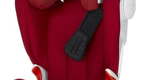RÖMER Kidfix XP SICT autosedačka 15 - 36 kg (Isofix) Flame Red 2017