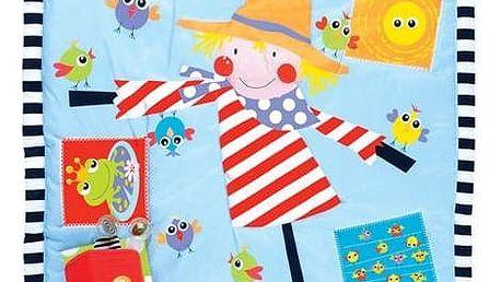 Hrací deka Yookidoo s různými aktivitami + Doprava zdarma