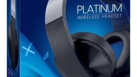 Headset Sony Platinum Wireless pro PS4 s 3D audio (PS719812753)