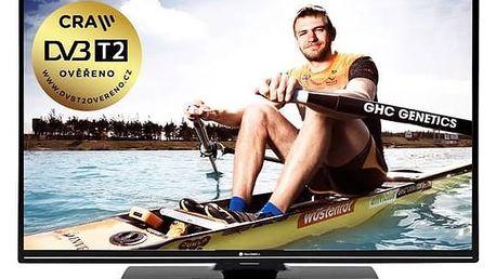 Televize GoGEN TVF 32N425 STWEB černá + Doprava zdarma